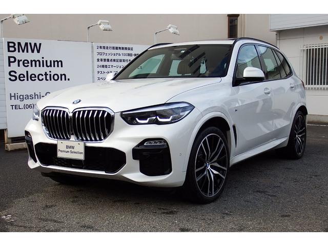 BMW xDrive35dMスポーツ試乗車CフォートプラスIND