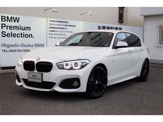 BMW 118d Edition Shadow UPグレードPKG