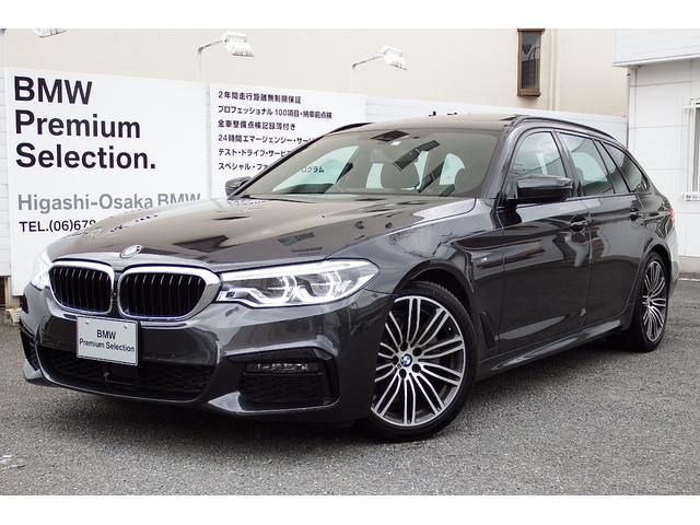 BMW 5シリーズ 523dツーリングMスポーツセレクトハイラインパッケージSR