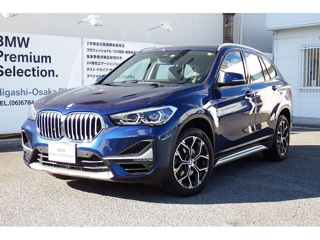 BMW sDrive 18i xライン 試乗車 コンフォート ACC 電動シート