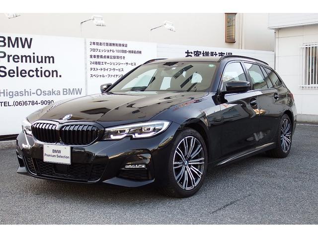 BMW 320d xDriveツーリング Mスポーツ ワンオーナー ACC コンフォート ハーフレザー 18AW