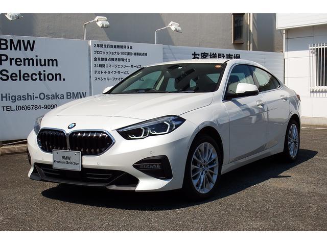 BMW 2シリーズ 218iグランクーペ プレイ 試乗車 ナビゲーションパッケージ ACC 電動シート 17AW
