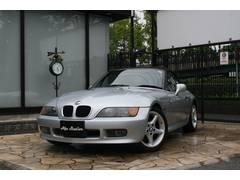 BMW Z3ロードスター革シート ディーラー車