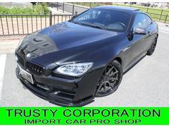 BMW650iクーペMスポーツPKGハイパーフォージド20inAW