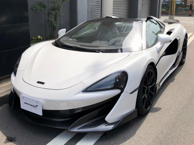 「マクラーレン」「600LTスパイダー」「オープンカー」「大阪府」の中古車