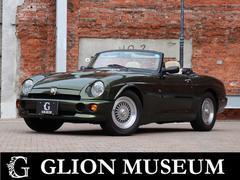 MG RV8ベースグレード ディーラー車 本革シート LSD