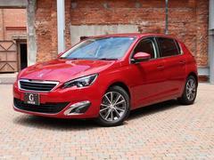 プジョー 308アリュール ブルーHDi 新車メーカー保証付き
