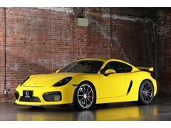 ポルシェ ケイマン GT4 カーボンフルバケ スポーツエグゾースト 左ハンドル(ポルシェ)
