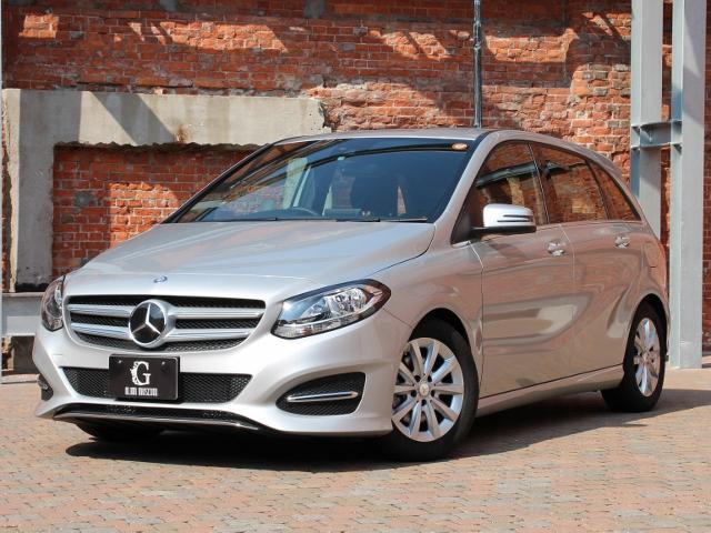 メルセデス・ベンツ B180 純正ナビ フルセグ 新車保証付き