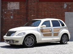 クライスラー PTクルーザーリミテッド ムーンアイズウッディ 正規ディーラー車