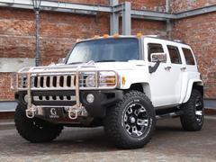ハマー H3クロームアピアラスPKG 4WD 新車並行