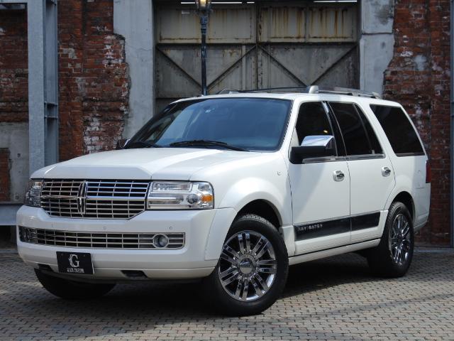 リンカーン ナビゲーター 4WD 2009yモデル 正規ディーラー車