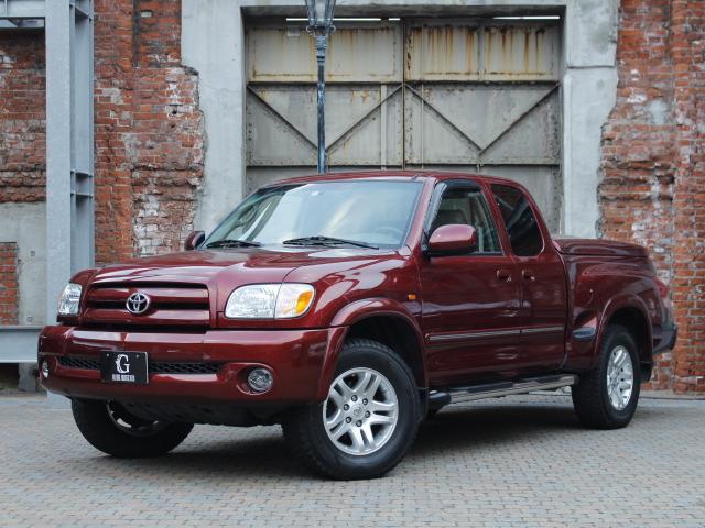 米国トヨタ アクセスキャブ リミテッド ステップS 4WD 新車並行