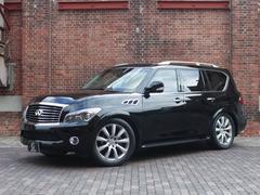 インフィニティ QX5656 4WD シアターデラックスツーリングPKG新車並行