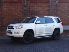 4ランナーSR5 4WD リフトアップ ワンオーナー 新車並行車