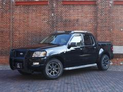 フォード エクスプローラースポーツトラックV8リミテッド 4WD 新車並行 07yモデル