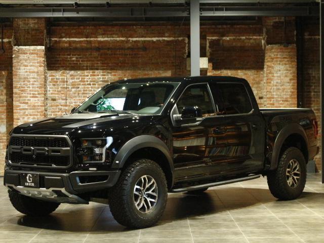フォード ラプター 3.5Lツインターボ 4WD 新車並行