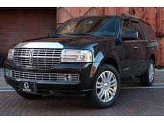 リンカーン ナビゲーター4WD 11インチBIG−Xナビ 新車並行