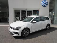 VW ゴルフヴァリアントTSI Rライン