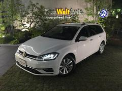 VW ゴルフヴァリアントTSI コンフォートライン NAVI ETC リアカメラ付き