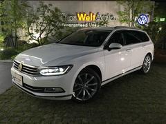 VW パサートヴァリアントTDIハイライン