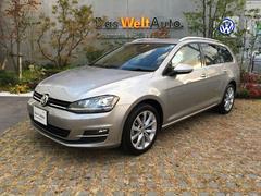 VW ゴルフヴァリアントTSI コンフォートライン コネクト navi etc RC