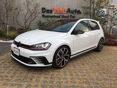 VW ゴルフGTIクラブスポーツ トラックエディション