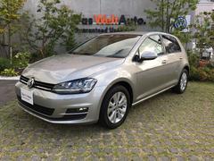 VW ゴルフワンオーナー 禁煙車 追従クルコンACC キセノン ETC