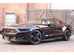 フォード マスタング50イヤーズエディション ワンオーナー D車 新車保証付