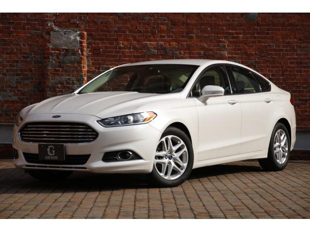 フォード フュージョン SE エコブースト 新車並行