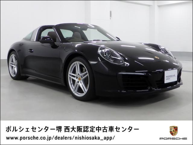 ポルシェ 911タルガ4 パークアシスト 新車保証継承