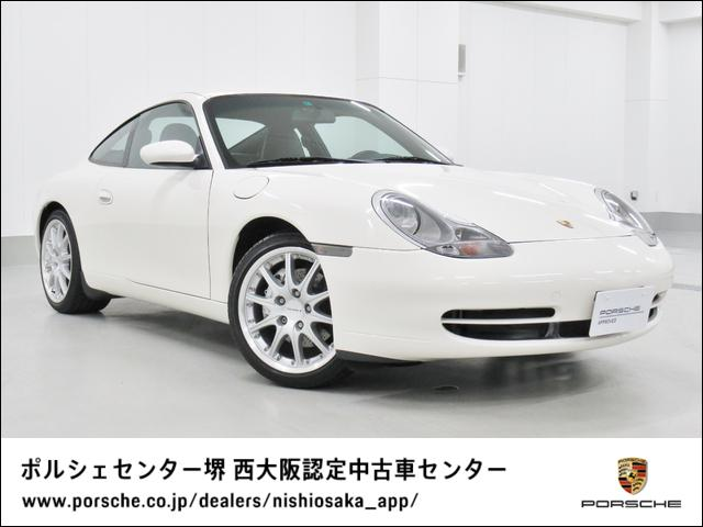 ポルシェ 911カレラ4 MT ヘッドライトウォッシャ  左ハンドル車