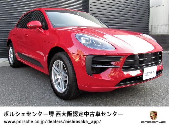 「ポルシェ」「マカン」「SUV・クロカン」「大阪府」の中古車