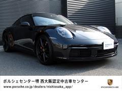 911911カレラ4S スポーツエグゾースト/スポーツクロノパッケージ/ホイール サテンブラック塗装