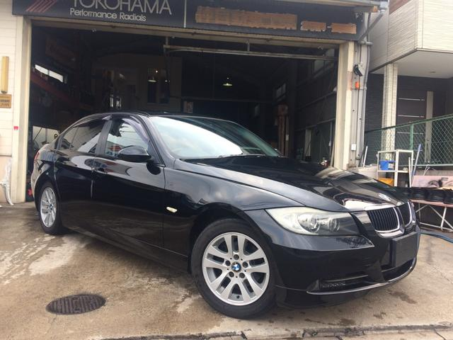 BMW 320i ナビ ETC