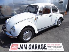 VW ビートル1600サンルーフ・グローリー・白色ヤナセ最終限定車250台