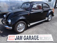 VW ビートル1600エアコン・グローリー・黒色ヤナセ最終限定車250台