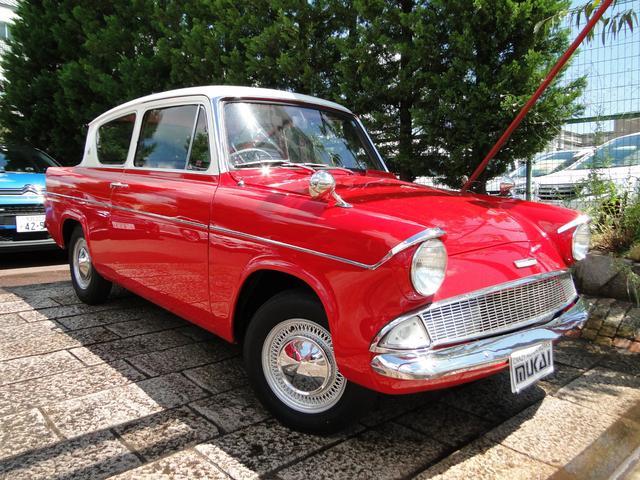 フォード アングリア 1000 4MT