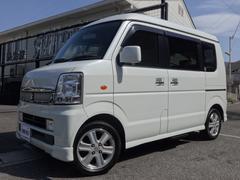 エブリイワゴンPZターボスペシャル 4WD HR 両側電動ドア 保証付