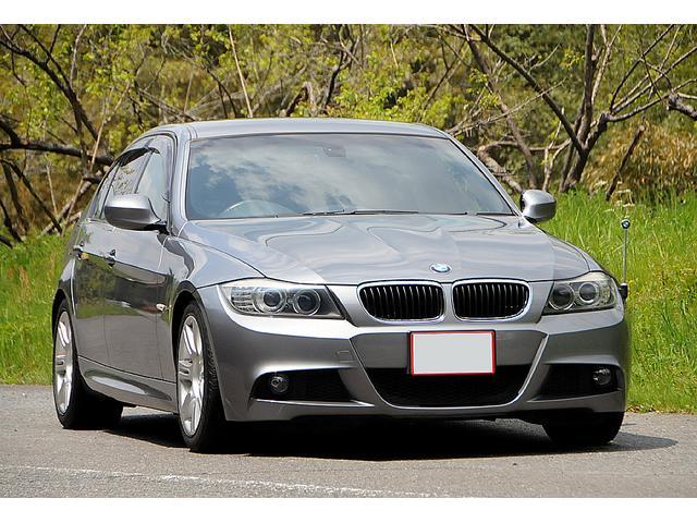 BMW 320i Mスポーツパッケージ  純正ナビ・ETC・HID