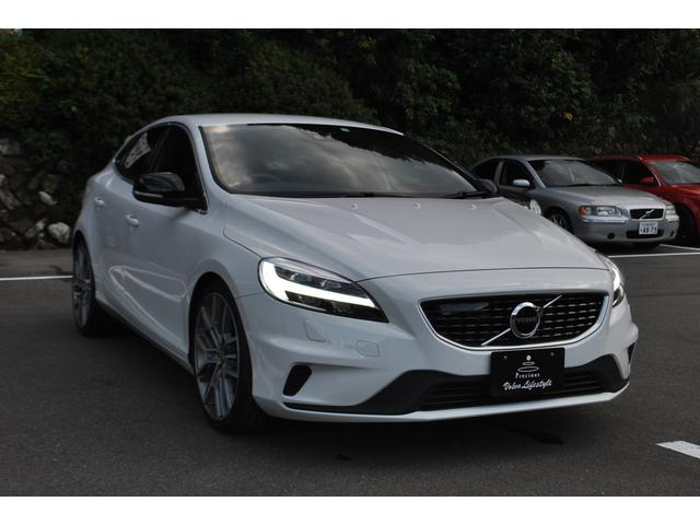 ボルボ D4 R-Design Tuned by Polestar 50台限定車