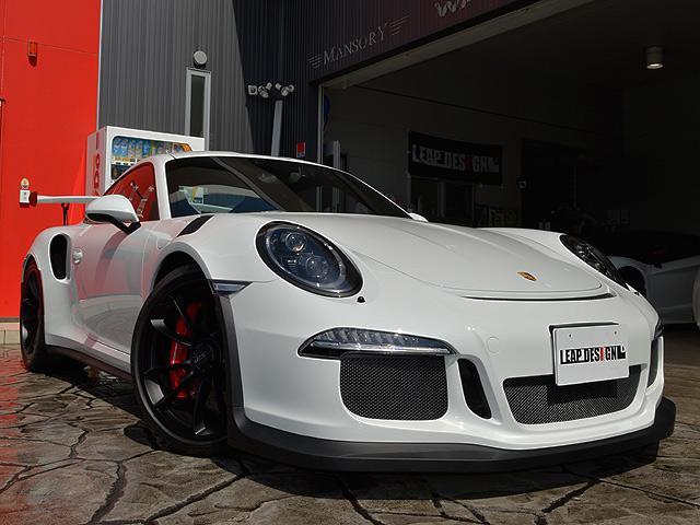 ポルシェ 911GT3 RS
