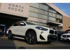 BMW X2xDrive 20i Mスポーツモカレザー 20アルミ