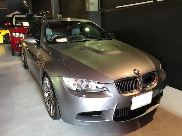 BMW M3クーペ  ワンオーナー ディーラーメンテナンス車