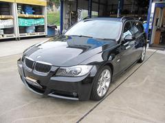 BMW325iツーリング Mスポーツパッケージ HDDナビ