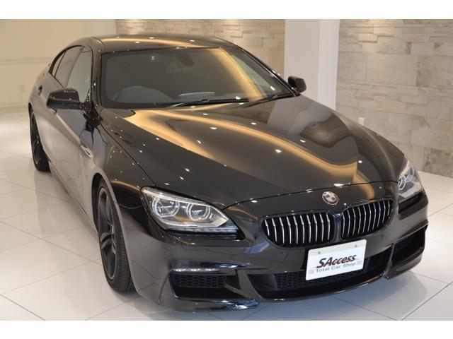 BMW 640iグランクーペ タイヤ新品 ローダウン マフラー