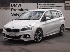 BMW218iグランツアラー Mスポーツ コンフォートP 社有車