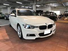 BMW320d Mスポーツ 地デジチューナー付き