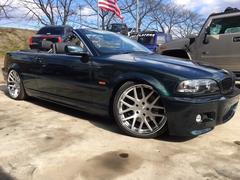 BMW330Ciカブリオーレ NEWアルミ 車高調