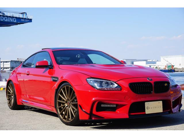 BMW 650MスポPKG 公認ワイドボディ B&O 21AW